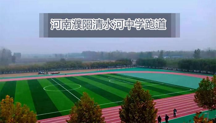 河南濮阳清水河中学