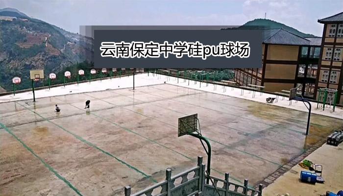 云南保定中学